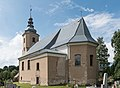 2017 Kościół św. Jana Chrzciciela w Jodłowie 2.jpg