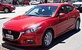2017 Mazda3 (BN) Neo hatchback (2017-11-18) 01.jpg