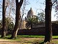 2017 Santiago de Chile - Basílica de Lourdes desde la Quinta Normal de Agricultura.jpg