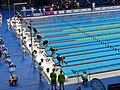 2017 World Masters Swimming 800M Freestyle Women Start (3).jpg