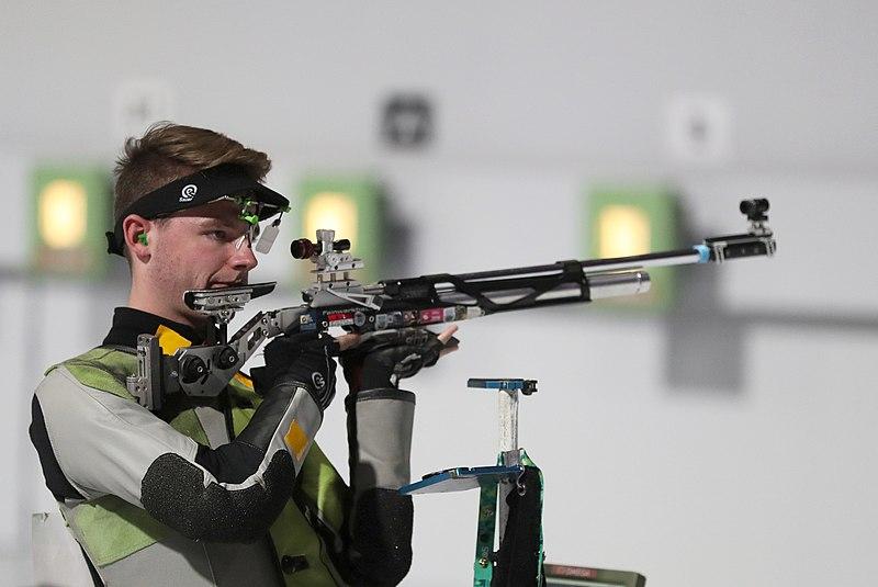 Olympic Shooting winner odds