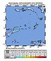 2018-12-01 Saumlaki, Indonesia M6.3 earthquake shakemap (USGS).jpg