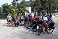 2019 07 24 Cicloturisme al Parque de Campismo do Furadouro.jpg