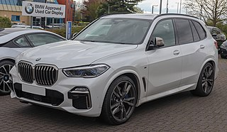 BMW X5 Motor vehicle