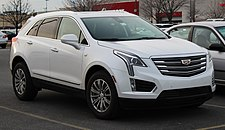 2017 Cadillac Ct6 2.0 L Turbo Luxury >> Cadillac XT5 – Wikipedia, wolna encyklopedia