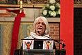 22.11.15 Ökumenischer Gottesdienst zum Weltaidstag, Hannover Bischöfin iR Maria Jepsen.JPG