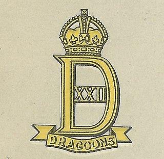 22nd Dragoons