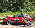 2e étape du Tour de l'Ain 2018 sur le territoire de Leyssard - 1.JPG