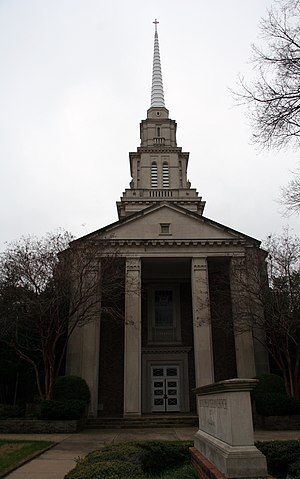 Evangelical Presbyterian Church (United States) - Second Presbyterian Church in Memphis, Tennessee