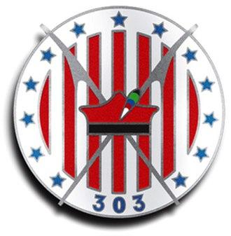 No. 303 Squadron RAF - 303 Squadron Honour Badge design