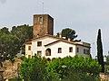 30 El turó del Castell (Sant Vicenç de Calders), des del cementiri.jpg