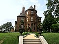3240 Norledge Avenue ( The William Chick Scarritt residence is a fine example of Chateauesque style. Year b. 1888, architect - John Wellborn Root of Chicago, 6841 Sq. Ft, 8 Bed., 4 Bath.) - Kansas City, Missouri - Hist - panoramio.jpg
