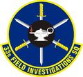 33d Field Investigations Sq emblem.png