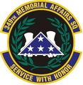 349 Memorial Affairs Sq emblem.png