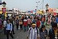 40th International Kolkata Book Fair - Milan Mela Complex - Kolkata 2016-02-04 0800.JPG