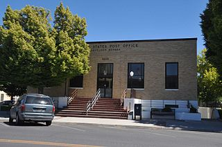 United States Post Office-Lovelock Main United States historic place