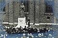 5. Juli 1911, Brorson Statuen afsløres.jpg