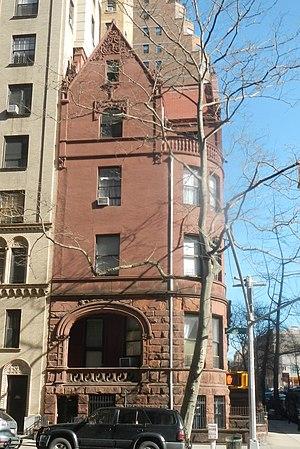 520 West End Avenue - West facade