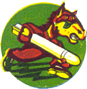 961st Airborne Air Control Squadron - Image: 61st Bombardment Squadron Emblem