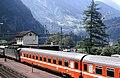 6 11623 EC Hermann Hesse Stuttgart to Milano 8th Aug 88 C10456.jpg