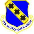 7 Maintenance Gp emblem.png