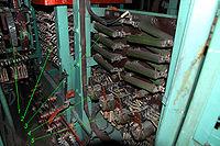 Схема высоковольтных цепей электровоза вл10.