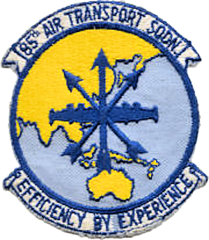 1701st Air Transport Wing - Emblem of the 85th Air Transport Squadron