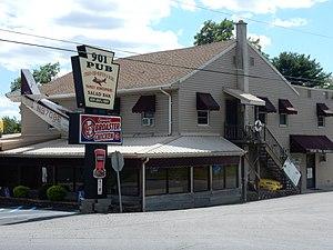 Foster Township, Schuylkill County, Pennsylvania - Image: 901 Pub, Foster Twp, Schuylkill Co PA 02