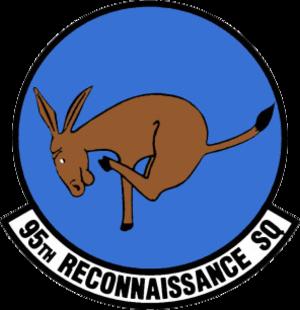 95th Reconnaissance Squadron - Image: 95th Reconnaissance Squadron
