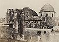 A. Salzmann - Saint Sépulcre, vue générale - Jerusalem.jpg