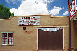 A090, OK Corral, Tombstone, Arizona, USA, 2004.jpg