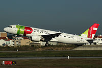 CS-TNT - A320 - TAP Portugal