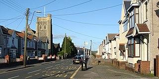 Gorseinon Human settlement in Wales