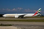 A6-EBE Boeing 777-36NER B77W - UAE (29920511091).jpg