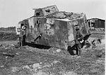 A7V tank, Sept 1918.jpg