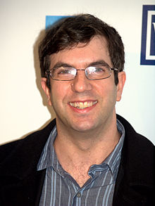 AJ Jacobs at the 2009 Tribeca Film Festival.jpg