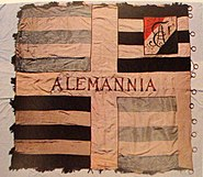 AKV Alemannia 3. Fahne 1925