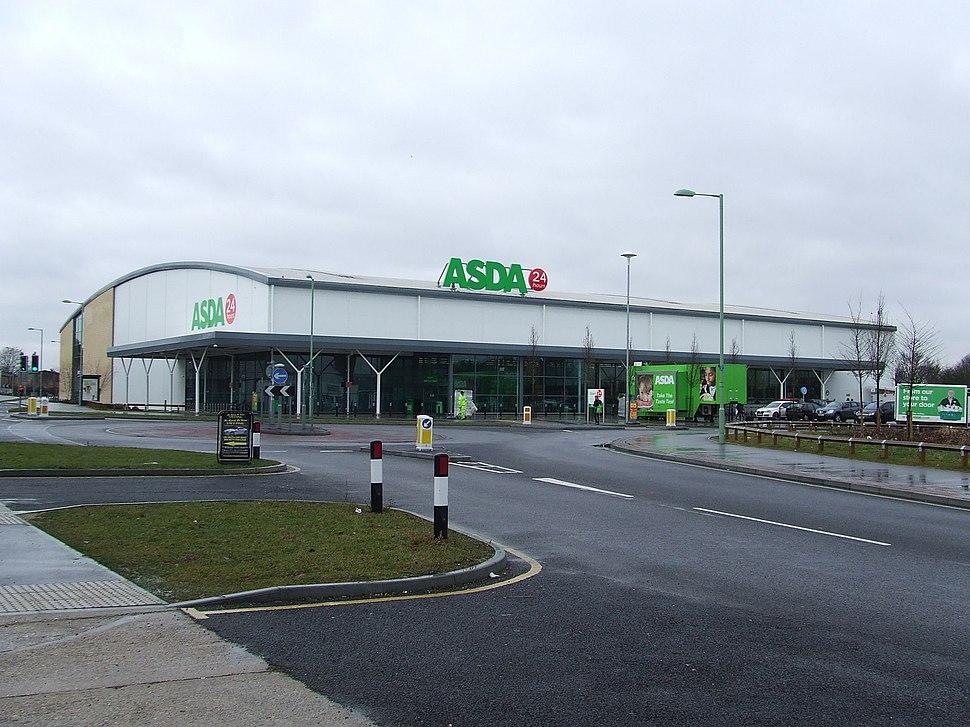 ASDA - geograph.org.uk - 1724156