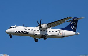 ATR 72-500 Tarom (ROT) F-WWER - MSN 867 - Named Ialomita - Will be YR-ATI (3533428401).jpg