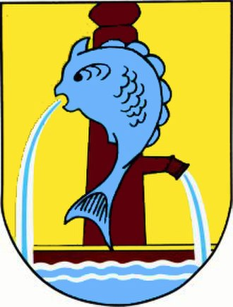 Bad Fischau-Brunn - Image: AUT Bad Fischau Brunn COA
