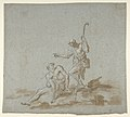 A Shepherd Addressing a Seated Male Nude. MET DP810376.jpg