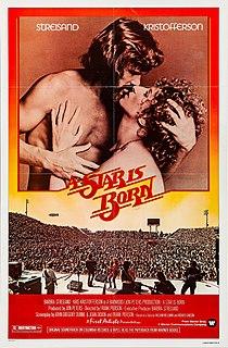 <i>A Star Is Born</i> (1976 film) 1976 musical-romance film by Frank Pierson