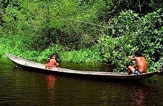 Delta Amacuro - Native warao. Photo: Roar Johansen