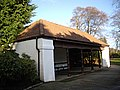 A shelter in Hazlehead Park - geograph.org.uk - 1590298.jpg
