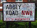 Abbey Road Sign 2004.JPG