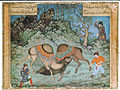 Abd al Samad. Two Fighting Camels ca. 1590. Private Collection.jpg