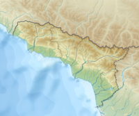 Abkhazia Relief Map.png