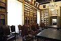 Accademia etrusca, biblioteca settecentesca, 00.jpg
