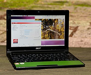 Acer Aspire One A150 Netbook Intel Chipset Linux