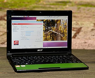 Acer Aspire One - Acer Aspire One Ultra-Thin 522